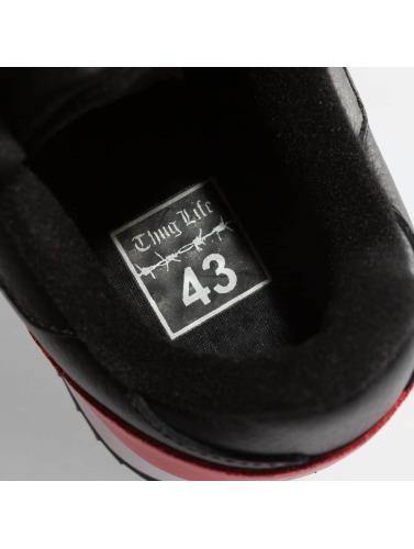 Herren Life Sneaker Thug Thug Life in rot 187 tzqwR6