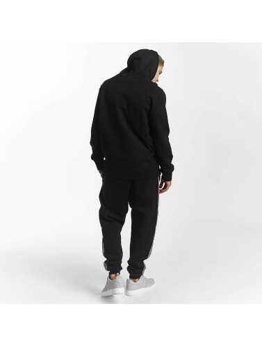 Thug Life Hombres Sudadera Puma in negro