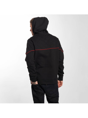 Thug Life Hombres Sudadera Panther in negro