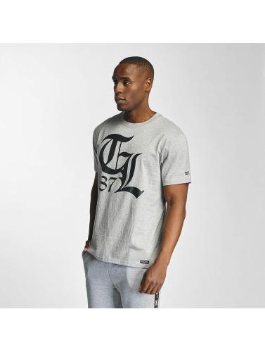 Thug Life Herren T-Shirt Mellow in grau