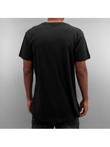 Thug Life Herren T-Shirt Basic in schwarz