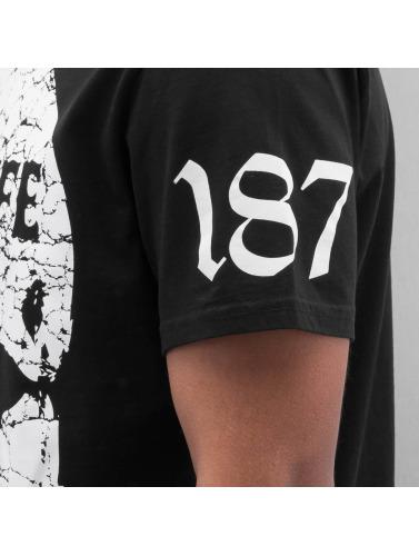 Thug Life Herren T-Shirt Thugstyle in schwarz