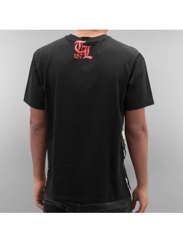 Thug Life Herren T-Shirt Icelist in schwarz