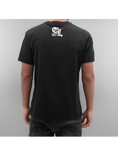 Thug Life Herren T-Shirt Deadking in schwarz