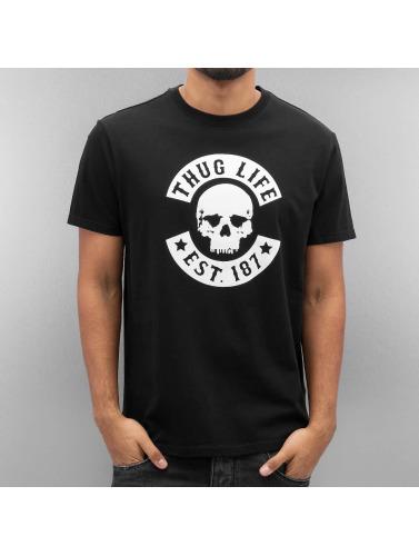Thug Life Herren T-Shirt Zoro in schwarz