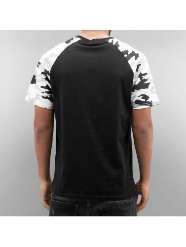 Thug Life Herren T-Shirt Deadknight in schwarz