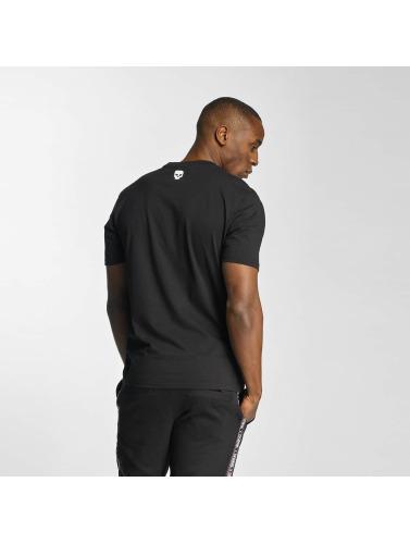 Vie De Voyou T-shirt Cicatrice En Noir
