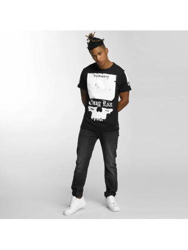 Thug Life Herren T-Shirt Blind in schwarz