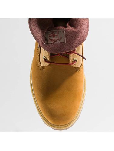 Timberland Herren Boots Roll Top F/F AF in beige