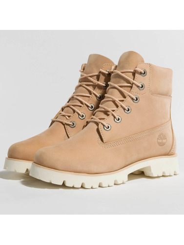 Timberland Mujeres Boots Heritage Lite 6IN in beis