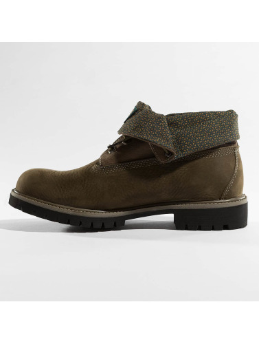 Timberland Herren Boots Roll Top F/f Af In Braun