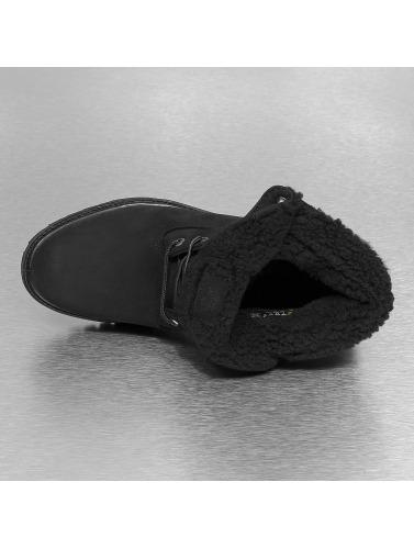 Timberland Herren Boots AF Roll Top in schwarz