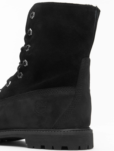 Timberland Damen Boots Authentics Waterproof in schwarz