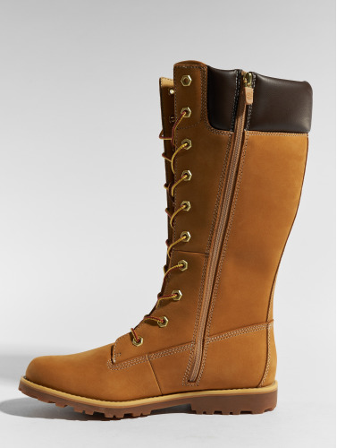 Timberland Mujeres Bota Asphalt Trail Classic Tall Lace-Up in beis