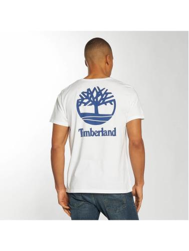 Menn Timberland Stablet Logo I Hvitt kjøpe nyeste utløp nye ankomst 6LRcf