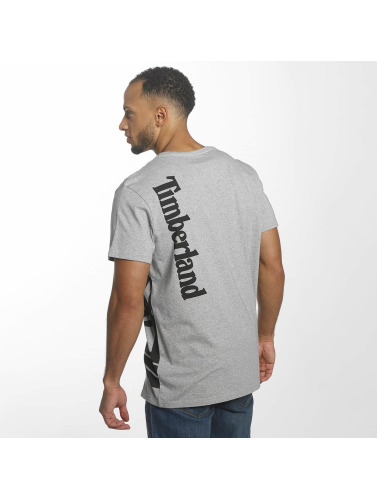 Timberland Hombres Camiseta Multigraphic in gris