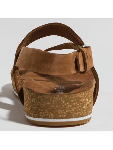 Timberland Mujeres Chanclas / Sandalias Malibu Waves Thong in marrón