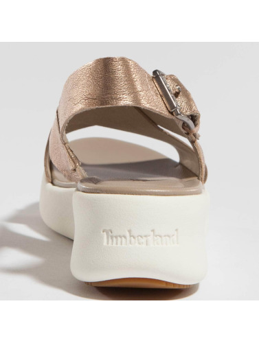 Timberland Mujeres Chanclas / Sandalias Los Angeles Wind Slingbac in rosa
