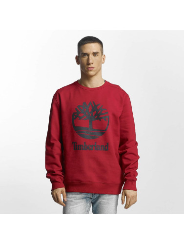 Timberland Herren Hoody Stacked in rot