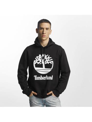 Timberland Herren Hoody Stacked in schwarz