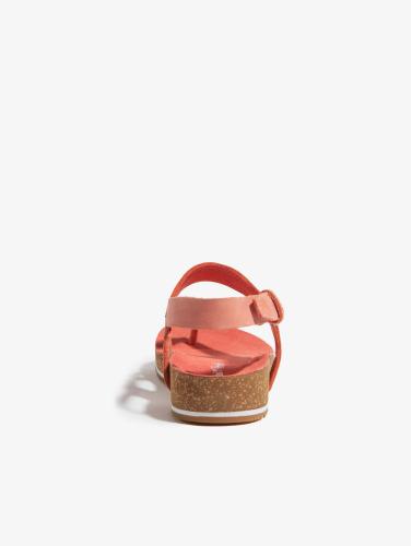 Timberland Womens Sandals In Pink Malibu