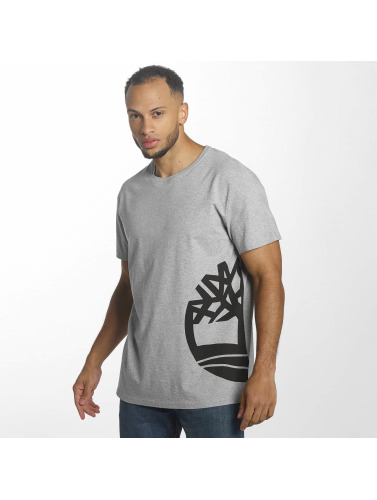 Timberland Herren T-Shirt Multigraphic in grau