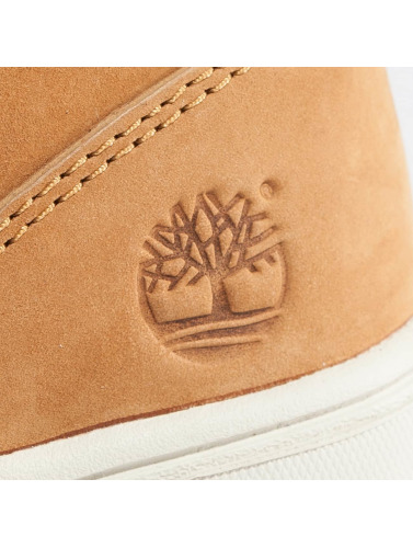 Timberland Mujeres Zapatillas de deporte Earthkeepers Groveton Leather Chukka in beis