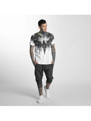 trueprodigy Hombres Camiseta Photoprint in blanco