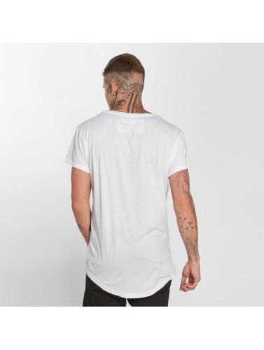 trueprodigy Hombres Camiseta Dogs in blanco