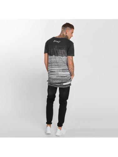 trueprodigy Hombres Camiseta Epic in negro