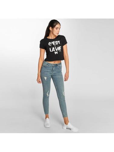 Camiseta in trueprodigy Mujeres negro Lille qzxfS4Fwg