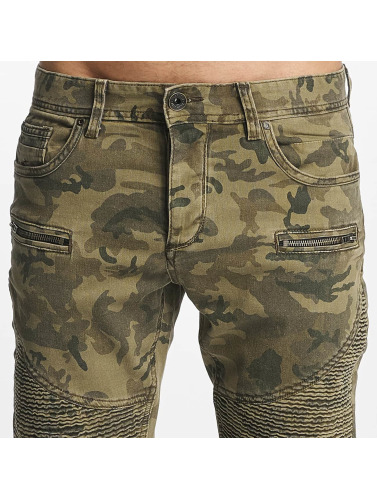 trueprodigy Herren Cargohose Dusk in camouflage