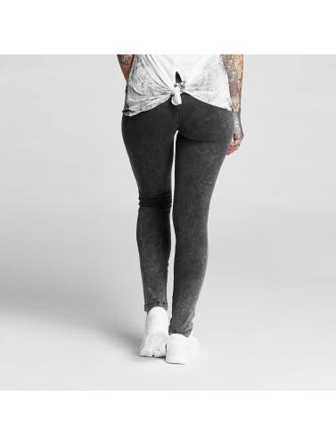 trueprodigy Damen Legging Ripped in grau Günstig Kaufen Extrem J08ZwAG