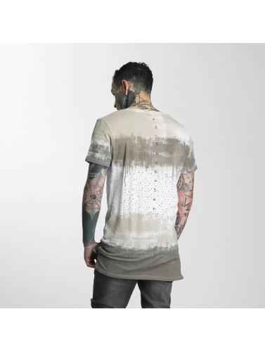 trueprodigy Herren T-Shirt Cloudy in grau