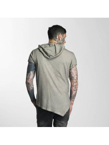 trueprodigy Herren T-Shirt Scott in grau