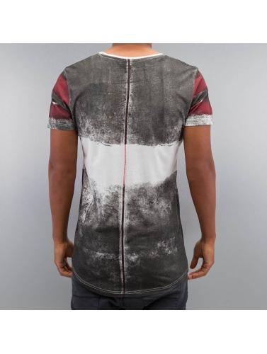 trueprodigy Herren T-Shirt Photoprint in weiß