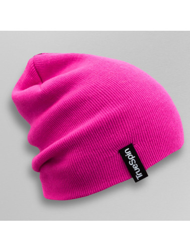 TrueSpin Beanie Basic Style in pink