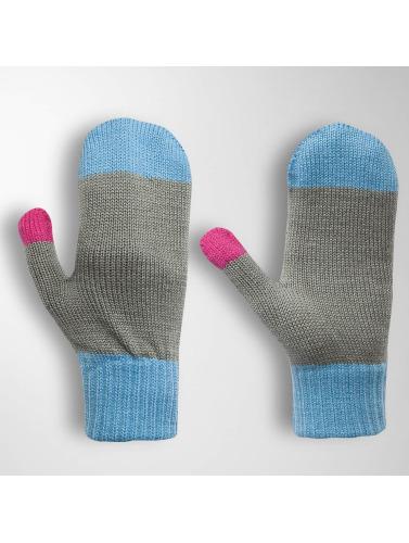 TrueSpin Handschuhe Mittens in grau