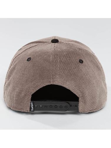 TrueSpin Snapback Cap Touchy in beige