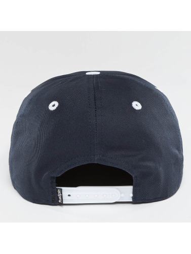 TrueSpin Snapback Cap Chiller in blau