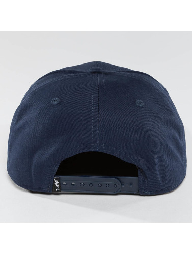 TrueSpin Snapback Cap Gems in blau