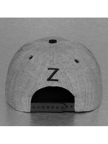 TrueSpin Snapback Cap ABC-Z Wool in grau