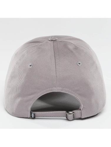 TrueSpin Snapback Cap Blank in grau