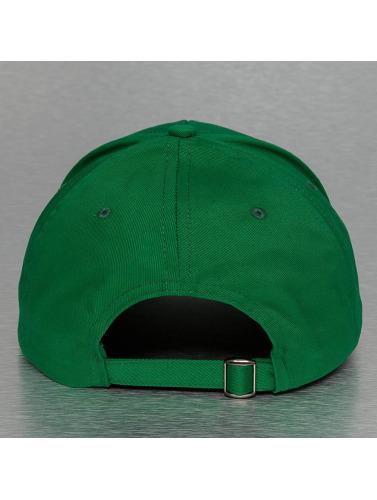 TrueSpin Snapback Cap Blank Baseball in grün