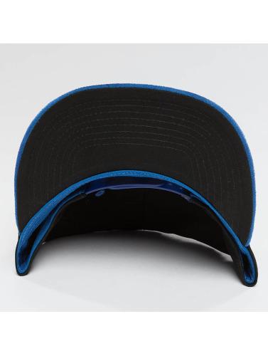 TrueSpin Snapback Cap 2 Tone in schwarz