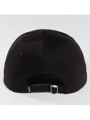 TrueSpin Snapback Cap Anker in schwarz