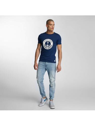 TrueSpin Herren T-Shirt 2 in blau
