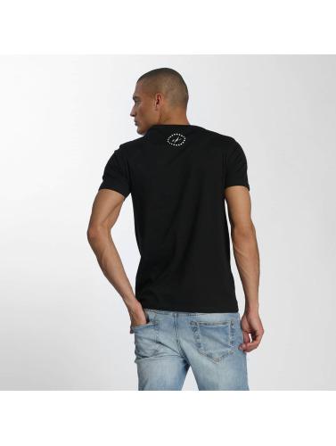 TrueSpin Herren T-Shirt 5 in schwarz