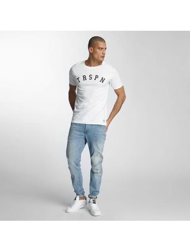TrueSpin Herren T-Shirt 1 in weiß