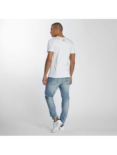 TrueSpin Herren T-Shirt 3 in weiß